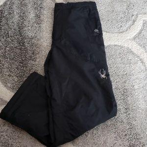 Boys Spyder Snow Ski Pants Size 16